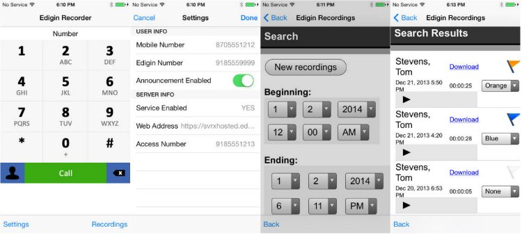 Automatic Call Recorder App For Iphone