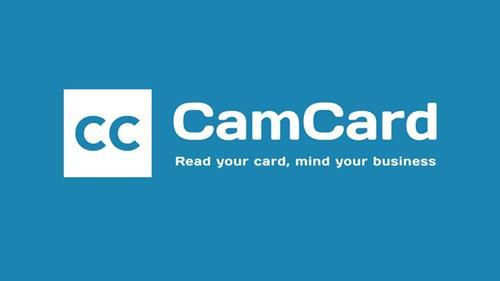 Business apps for iPhone and iPad CamCard