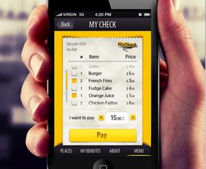 Check App for personal finance