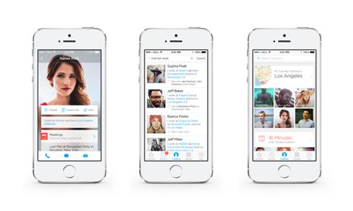 Humin iOS app for productivity