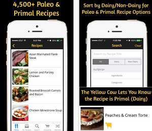 Fast Paleo Cooking APPs