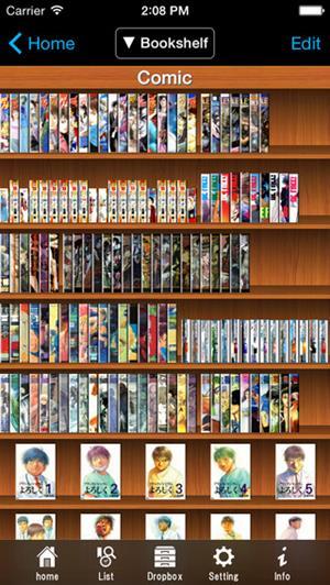 SideBooks Best Comic Book Reader App