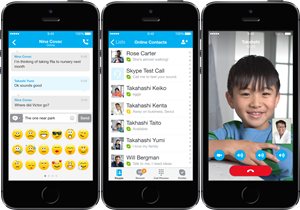 skype for iOS- The best iOS ViOP