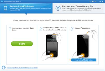 wondershare iphone backup apps