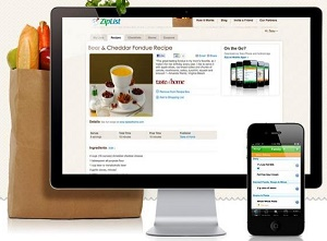 ziplist shoppinf list apps
