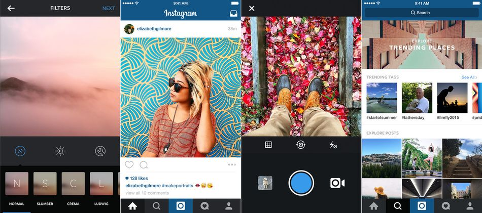 Instagram-Best Photo Editing Apps for iPhone
