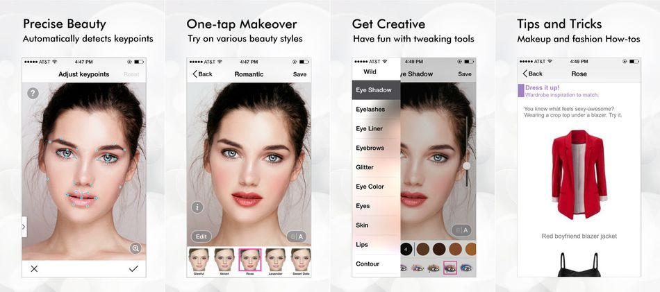 PERFECT365-One Tap Makeover