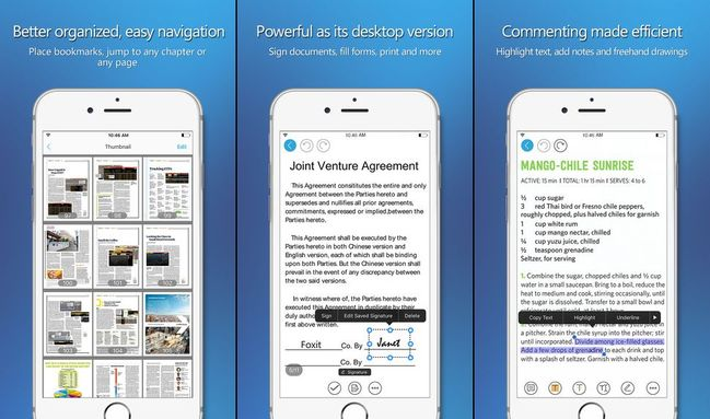 Foxit Mobile PDF (Free)
