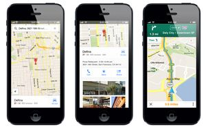 Best GPS Apps For iPhone