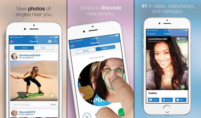 Match Dating Apps for iPhone