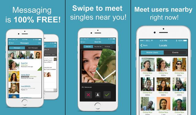 POF Dating Apps for iPhone