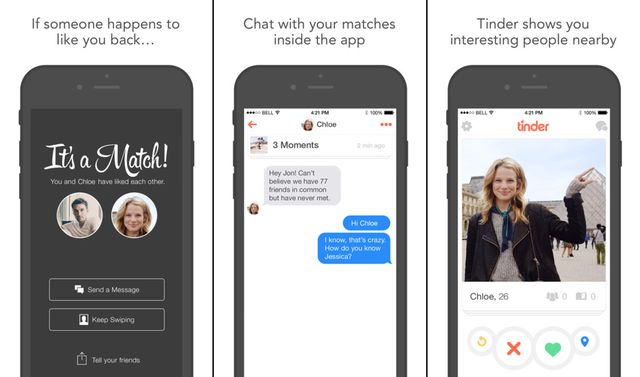 fun dating apps like tinder Chances are you've probably heard of tinder, the mobile dating app that's  what are the best alternatives to tinder  tinder if you like .