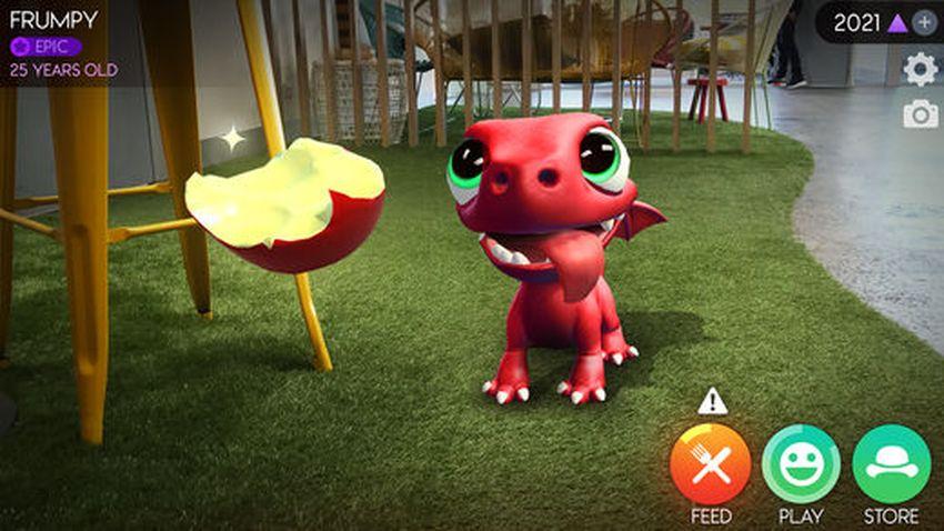 AR Dragon App